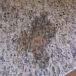 Sealing Marble and Granite
