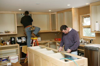 Refacing Kitchen Cabinets Option