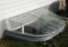 Fix Leaks with Window Well Cover