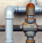 Fix Leaks from Pipe Condensation